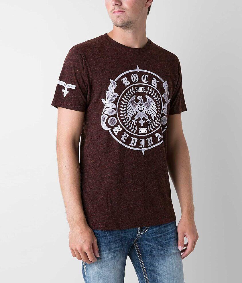 Rock Revival Circle Vine T-Shirt front view