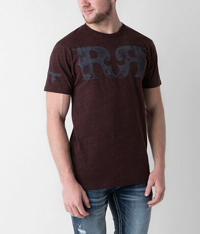 Rock Revival Faded Double R T-Shirt