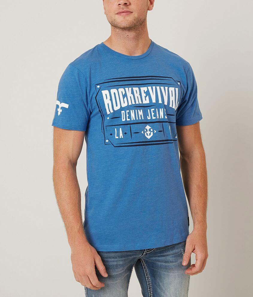 Rock Revival Levee T-Shirt front view