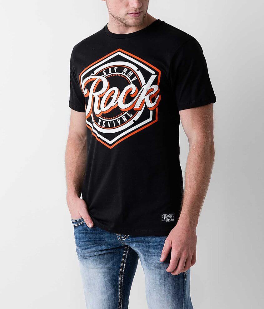 Rock Revival Baltic T-Shirt front view