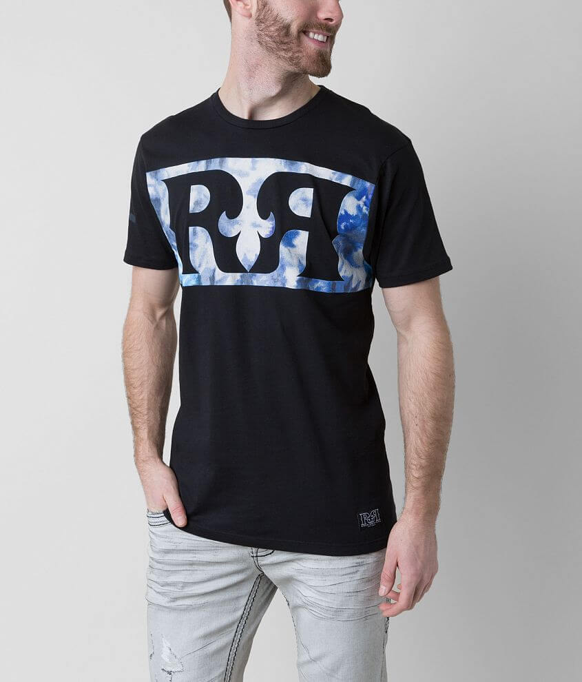 Rock Revival Hudd Double R T-Shirt front view