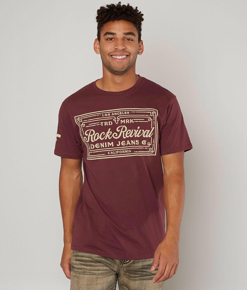 Rock Revival Cambridge T-Shirt front view