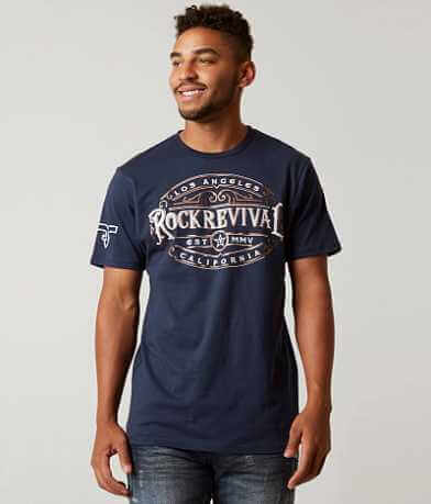 Rock Revival Baldwin T-Shirt
