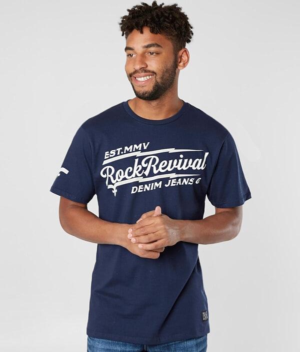 Murray Revival T Murray T Rock Revival Shirt Rock FvzqUa
