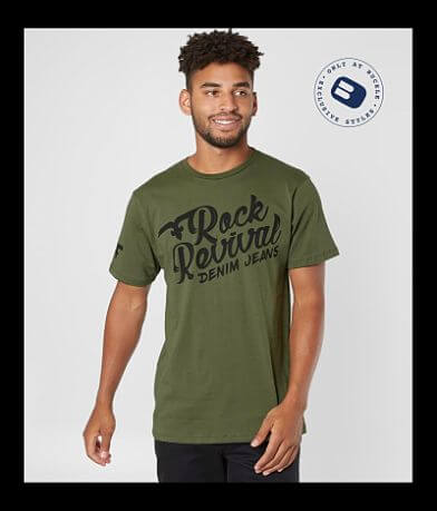 Rock Revival Chapman T-Shirt