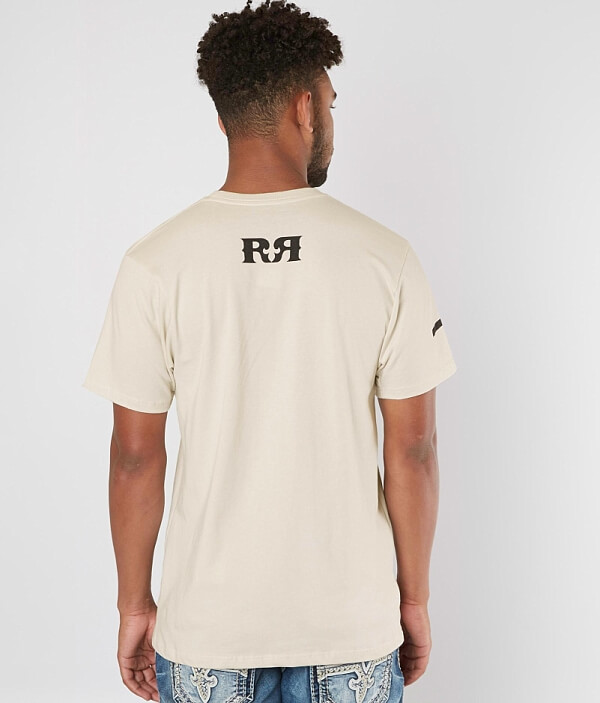 Rock Shirt T Revival Oberon T Revival Shirt Oberon Rock aAv85wcq