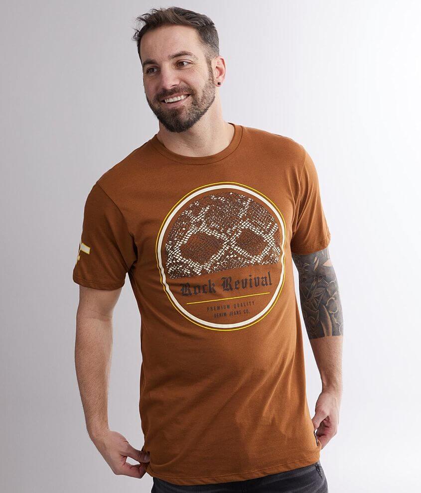 Rock Revival Hadley T-Shirt front view