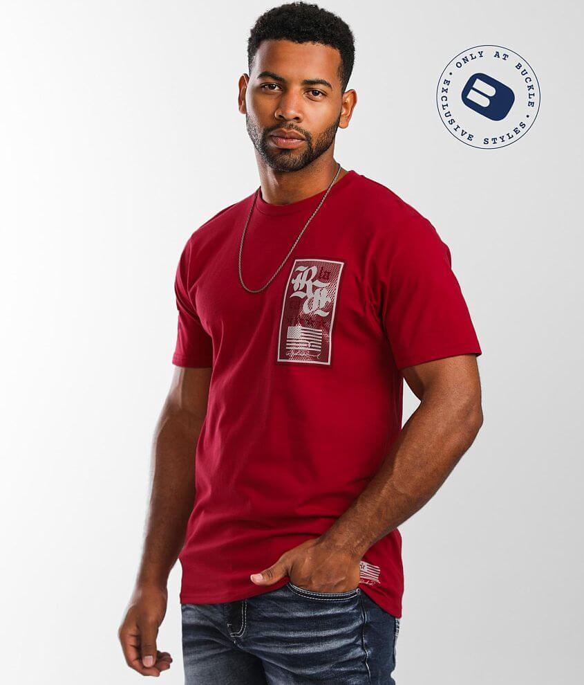 Rock Revival Baines T-Shirt front view