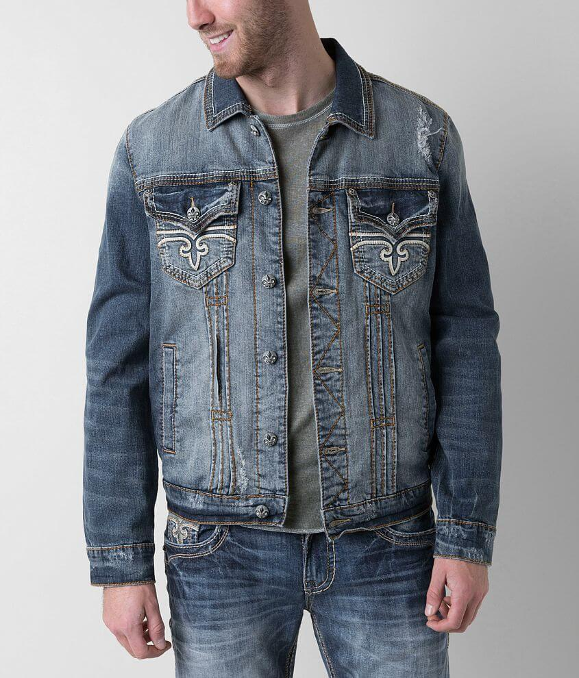Rock Revival Luciano Jacket front view
