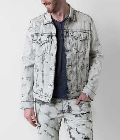 Rock Revival Devin Denim Stretch Jacket