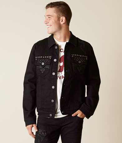 Rock Revival Doheny Stretch Denim Jacket