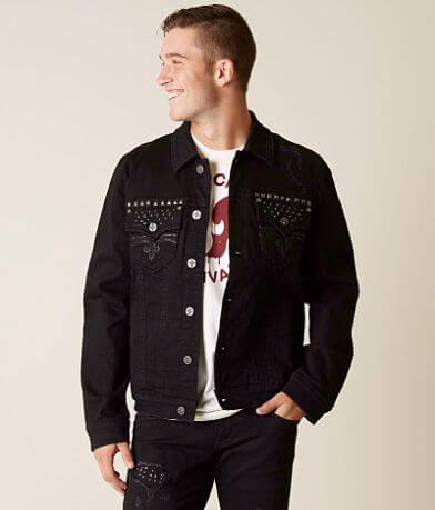 Rock Revival Doheny Stretch Denim Jacket