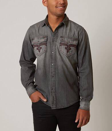 Rock Revival Denim Shirt