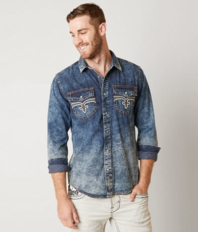 Rock Revival Denim Shirt