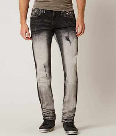 Rock Revival Mikel Straight Stretch Jean