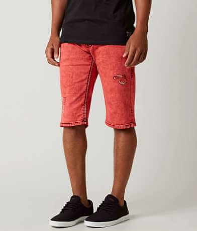 Rock Revival Elber Stretch Short