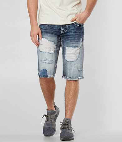 Rock Revival Brayden H3 Short