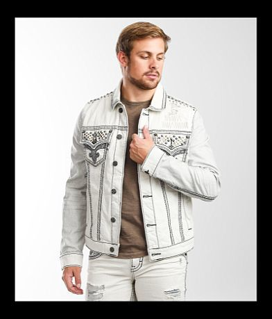 Rock Revival Doheny Denim Stretch Jacket