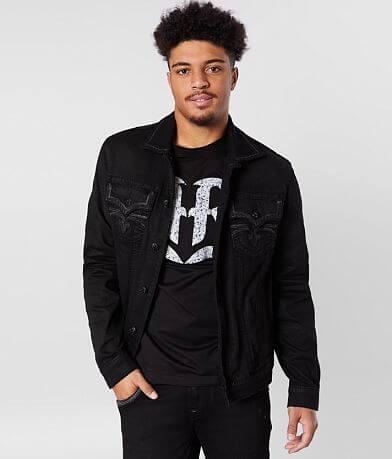 Rock Revival Doheny Denim Stretch Jacket