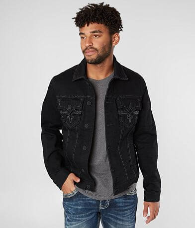 Rock Revival Firland Denim Stretch Jacket