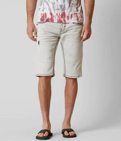 Rock Revival Mike Stretch Short