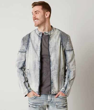 Rock Revival Bamford Denim Stretch Jacket