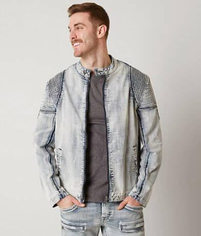 Rock Revival Bamford Denim Stretch Jacket