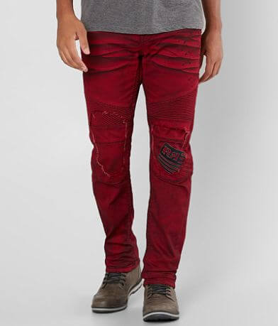 Rock Revival Barrett Biker Stretch Jean