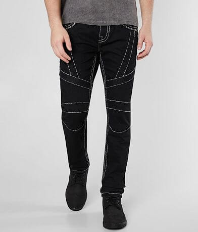 Rock Revival Quince Biker Stretch Jean