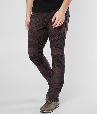 Rock Revival Skylark Biker Stretch Jean