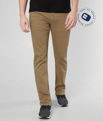 Rock Revival Creston Straight Stretch Twill Pant