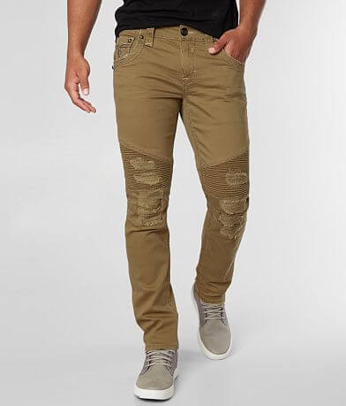 Rock Revival Neilly Biker Stretch Twill Pant