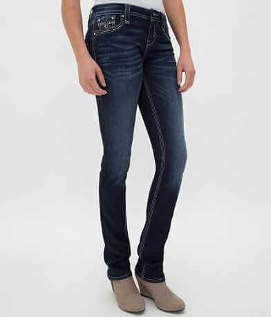 Rock Revival July Mid-Rise Curvy Skinny Jean