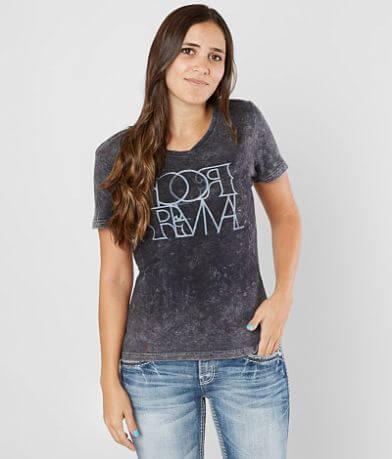 Rock Revival Acid Washed T-Shirt