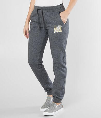 Rock Revival Foiled Floral Jogger Sweatpant