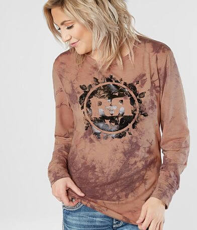Rock Revival Floral Washed T-Shirt