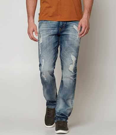 Remix by Rock Revival® Straight Stretch Jean