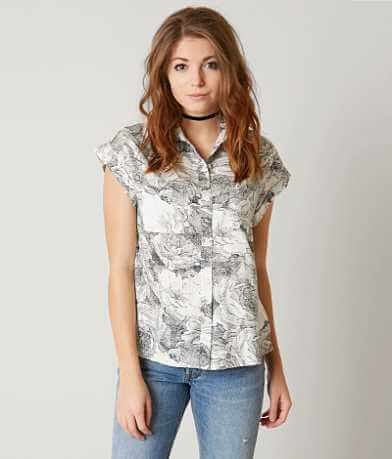 RVCA Pathfinder Top