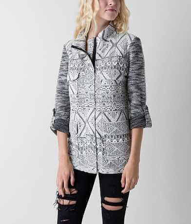 Stoosh Jacquard Jacket