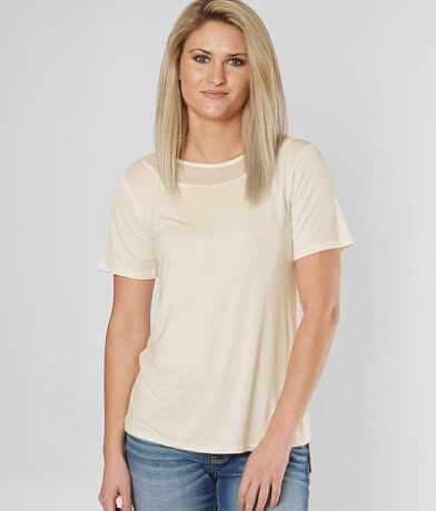 red by BKE Scoop Neck T-Shirt
