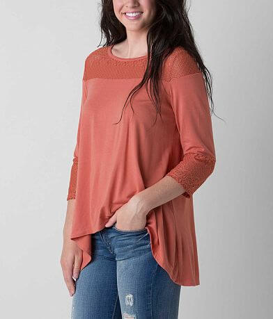 red by BKE Pieced Top