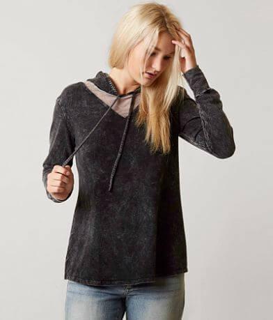 Gilded Intent Washed Sweatshirt