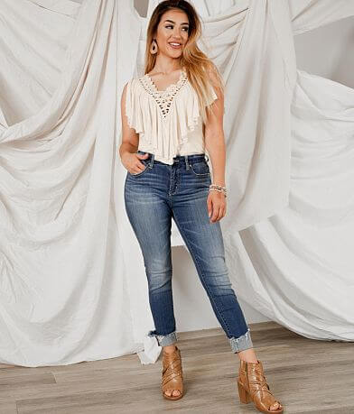 Gimmicks Ruffle Top - Special Pricing