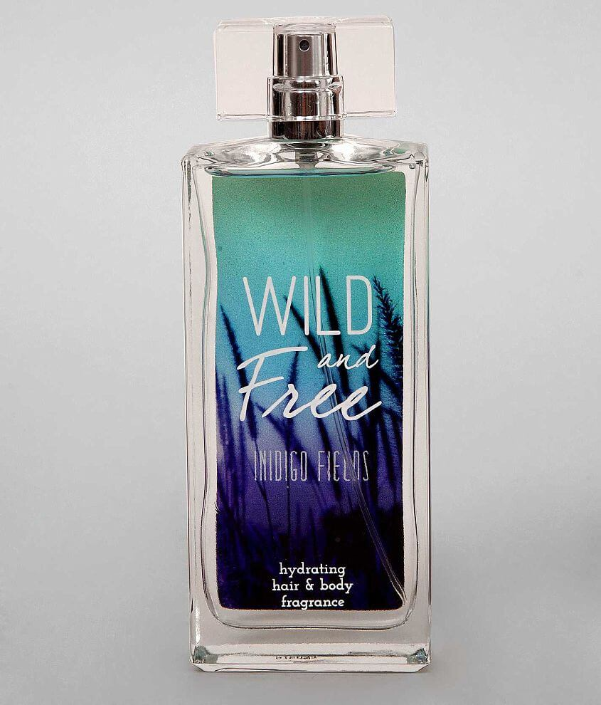 Wild and Free Indigo Fields Fragrance front view