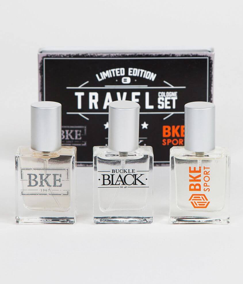 Men's Holiday Travel Cologne Set front view