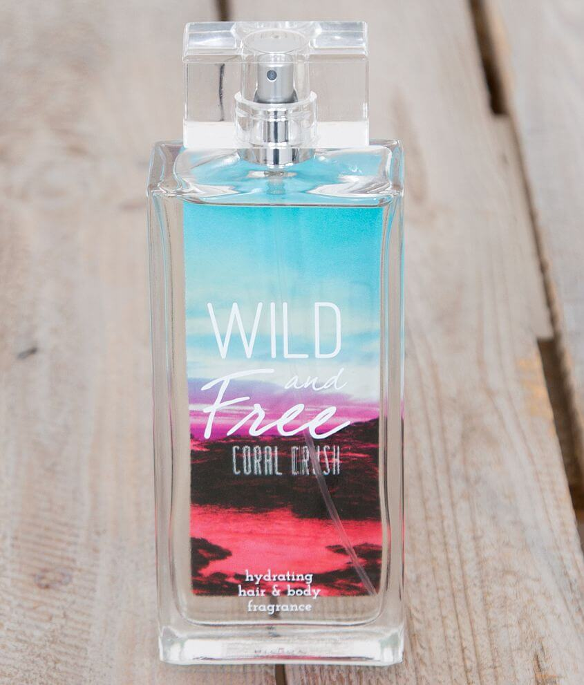 Wild and Free Coral Crush Fragrance front view