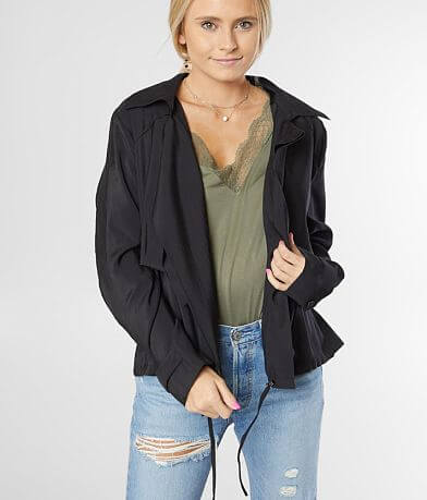 Daytrip Open Front Blazer Jacket