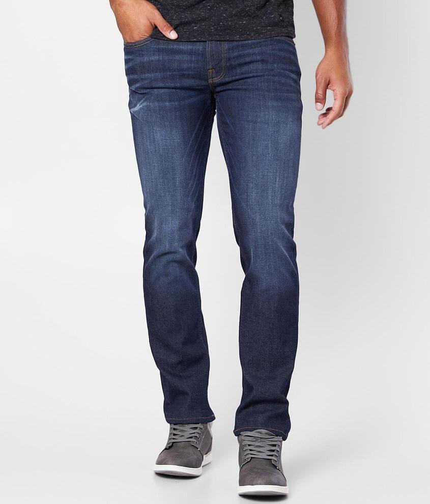 Rising Sun Slim Taper Stretch Jean front view