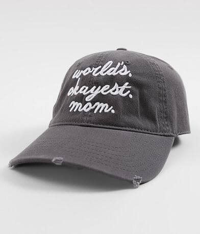 Ruby's Rubbish® World's Okayest Mom Hat