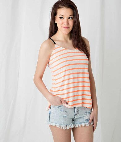 Freshwear Striped Tank Top